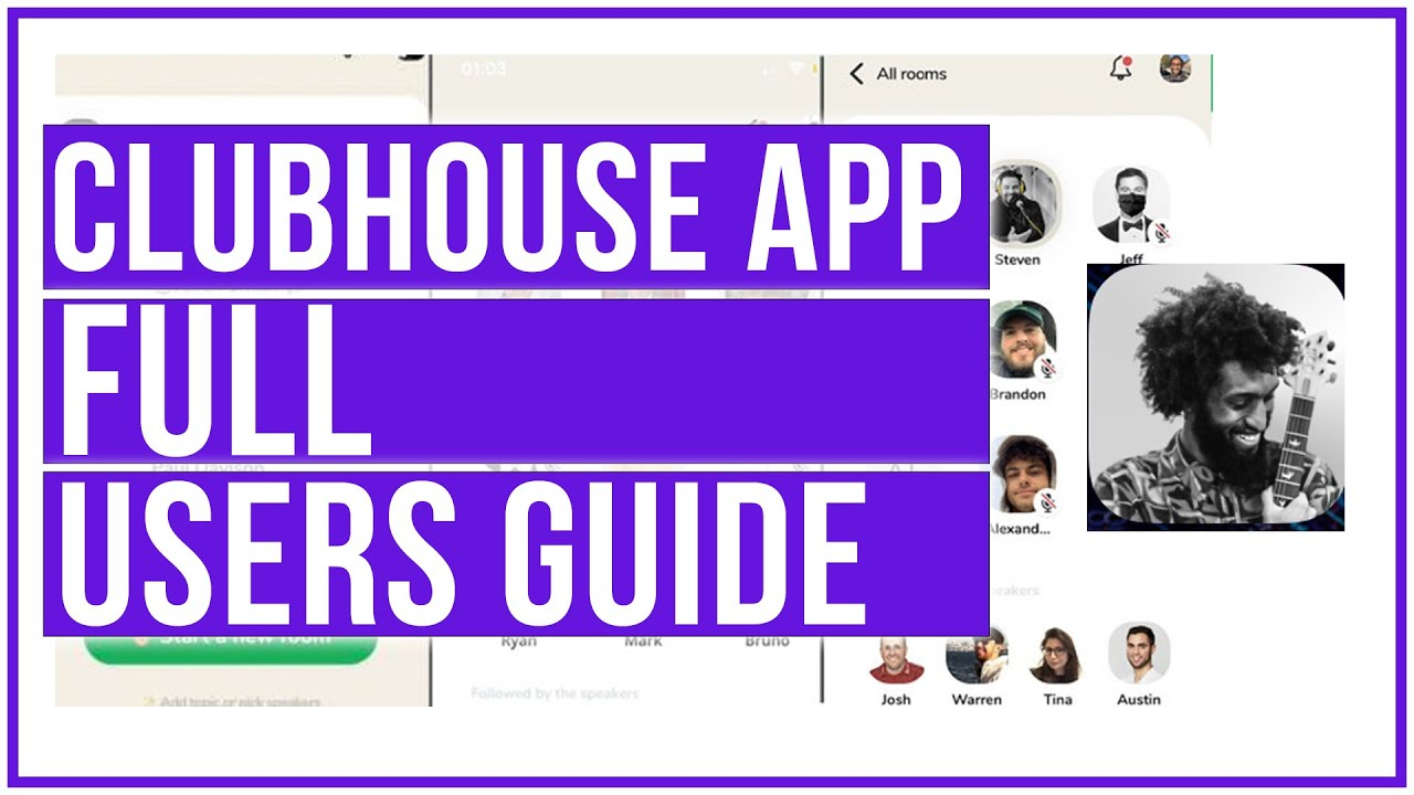 how to use clubhouse app